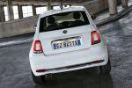 Fiat 500 Facelift Cinquecento 2015 Kleinwagen Kultauto Second Skin TwinAir Dualogic Multijet Turbodiesel Pop Star Lounge Uconnect Mopar Heck