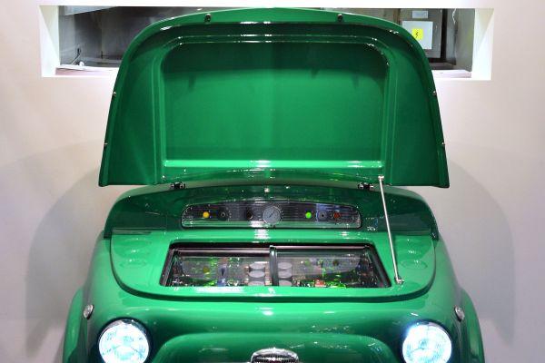 Mini Cooper Kühlschrank : Kühlschrank euroset kelli