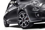 Fiat 500S Sport Kleinstwagen 1.2 8V 0.9 TwinAir Turbo 1.4 16V Diesel 1.3 16V Multijet Rad Felge