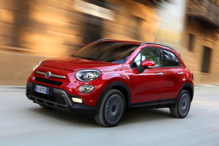 fiat 500x jetzt kommt der st rkste turbo benziner speed heads. Black Bedroom Furniture Sets. Home Design Ideas