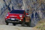 Fiat 500X 1.4 MultiAir Crossover Kompakt SUV Geländewagen Offroad Turbo Vierzylinder Front