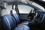 Fiat Panda K-Way Kleinwagen TwinAir Natural Power LPG MultiJet Interieur Innenraum Cockpit Sitze