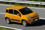 Fiat Panda Trekking Offroad Look SUV Traction+ 0.9 TwinAir Turbo Diesel 1.3 Multijet Erdgas Natural Power Front Seite Ansicht