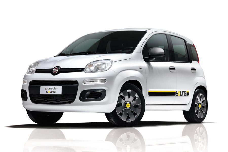 Fiat Panda Young Stylisches Sondermodell Zum Hammerpreis