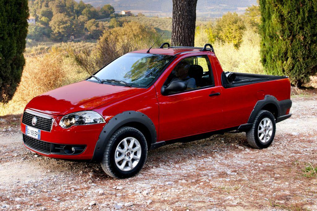 Fiat Strada: Der kleine Pickup aus Bella Italia - Speed Heads