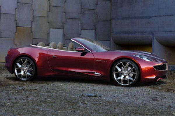 Fisker Karma S Cabrio Concept Starker Ausblick Auf Das HD Wallpapers Download free images and photos [musssic.tk]