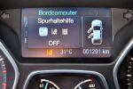 Ford Focus Turnier Test - Cockpit Tacho Anzeige Spurhaltehilfe