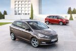 Ford C-Max 2015 Facelift Kompaktvan Familienvan EcoBoost Turbo Benziner ECOnetic Ti-VCT TDCi Diesel Dreizylinder Ford SNYC 2 MyKey Einparkassistent Cross Traffic Alert Pull out Assist Active City Stop Notbremsassistent Pre Colission ACC Adaptive Cruise Control Front Seite