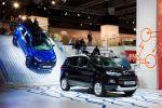 Ford EcoSport IAA Frankfurt 2015 Front Seite Mini SUV