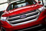 Ford Edge Concept Premium SUV SYNC EcoBoost EPAS Einparkassistent PowerShift Front Kühlergrill