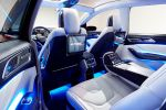 Ford Edge Concept Premium SUV SYNC EcoBoost EPAS Einparkassistent PowerShift Interieur Innenraum Fond Rücksitze