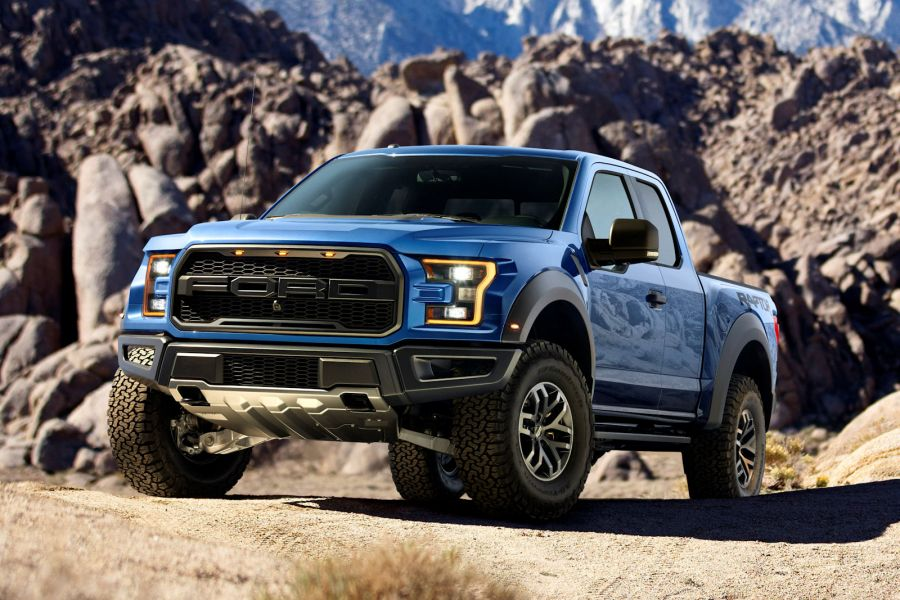 Ford F-150 Raptor (2017): Der Porsche unter den Pickups - Speed Heads