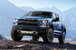 Ford F-150 Raptor 2017 Performance Pickup Offroad 3.5 V6 EcoBoost Terrain Management System Front