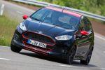 Ford Fiesta Sport 1.0 Dreizylinder Performance Effizienz Rennsemmel Ford SYNC AppLink Internet Front
