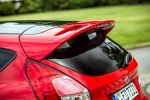ford fiesta sport red edition test - fahrbericht probefahrt 1.0 ecoboost dreizylinder sportler performance effizienz hot hatch rennsemmel sync applink internet mykey active city stop review heckspoiler