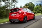 ford fiesta sport red edition test - fahrbericht probefahrt 1.0 ecoboost dreizylinder sportler performance effizienz hot hatch rennsemmel sync applink internet mykey active city stop review heck seite