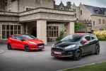 ford fiesta sport red edition test - fahrbericht probefahrt 1.0 ecoboost dreizylinder sportler performance effizienz hot hatch rennsemmel sync applink internet mykey active city stop review front seite