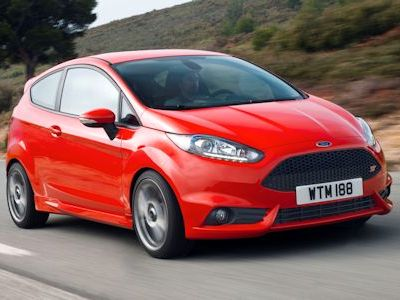 Ford Fiesta ST 1.6 EcoBoost Turbo Vierzylinder Performance Toque Vectoring Control MyKey SYNC
