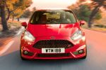 Ford Fiesta ST 1.6 EcoBoost Turbo Vierzylinder Performance Toque Vectoring Control MyKey SYNC Front Ansicht