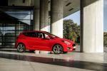 Ford Fiesta ST Line 2017 2018 Kleinwagen 1.0 EcoBoost Dreizylinder 3-zylinder Motor Triebwerk Sportler Seite