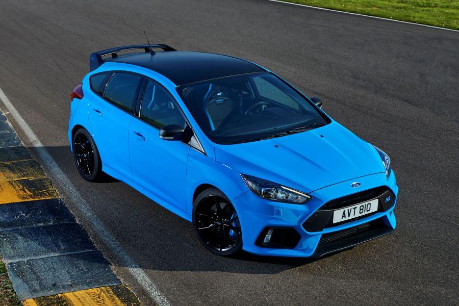 Ford Focus Rs Blue Amp Black Noch Schneller Trotz Sperre