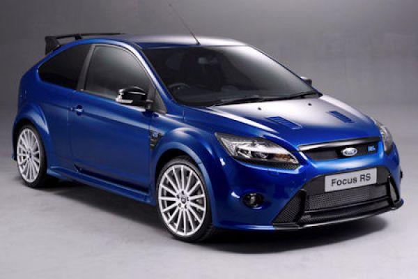 ford focus rs: die serie mit 305 ps und 263 km/h top-speed - speed heads