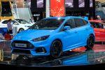 Ford Focus RS IAA Frankfurt 2015 Front Seite Kompaktsportler
