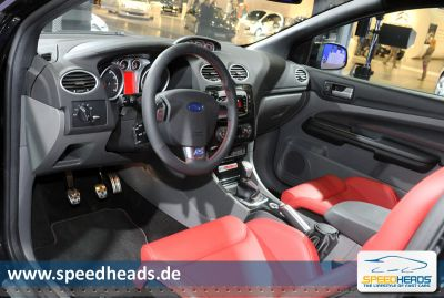 Ford Focus RS500 Cockpit