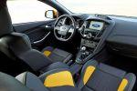 Ford Focus ST 2015 Kompaktsportler 2.0 EcoBoost Turbo Benziner TDCi Turbo Diesel Torque Vectoring Control Ford SNYC 2 AppLink Smartphone MyKey Interieur Innenraum Cockpit