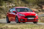 Ford Focus ST Diesel 2016 PowerShift Automatikgetriebe Kompaktsportler 2.0 TDCi Turbo Diesel Torque Vectoring Control Front Seite