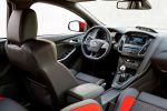 Ford Focus ST Diesel 2016 PowerShift Automatikgetriebe Kompaktsportler 2.0 TDCi Turbo Diesel Torque Vectoring Control Interieur Innenraum Cockpit