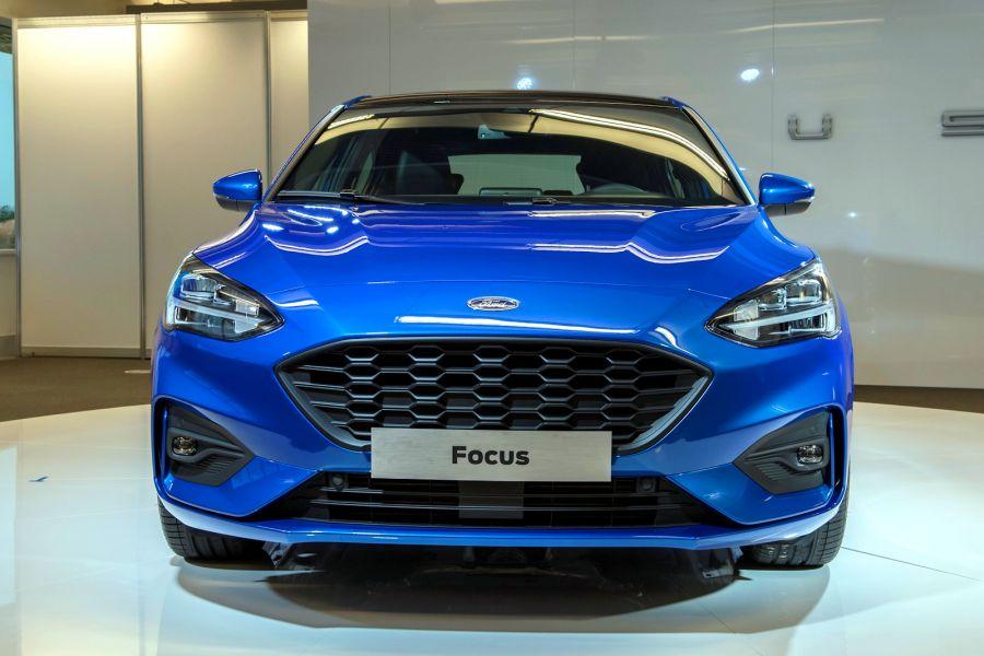 Ford Focus 2018 Der Erste Check Mit Insider Informationen