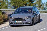 Ford Focus ST Turnier Diesel Kombi 2016 PowerShift Automatikgetriebe Kompaktsportler 2.0 TDCi Turbo Diesel Torque Vectoring Control Front