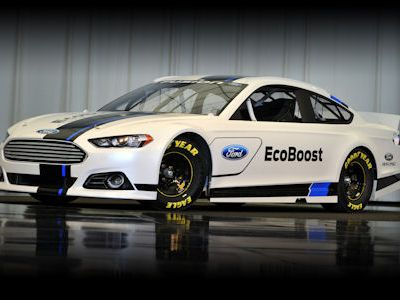 National Association  Stock  Auto Racing  on 2013 Mondeo Nascar Sprint Cup Car Rennwagen Motorsport Daytona 500
