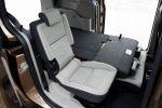 Ford Tourneo Connect 2014 Hochdachkombi Kastenwagen Lifestyle Familie Freizeitsportler TDCi Diesel EcoBoost Ambiente Trend Titanium Ladung Platz Raum Interieur Innenraum Rücksitze Siebensitzer