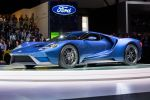 Ford GT 2016 Supersportwagen Performance Vehicle 3.5 EcoBoost V6 Biturbo Doppelturbo Twinturbo Carbon Front Seite