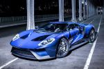 Ford GT 2016 Supersportwagen Performance Vehicle 3.5 EcoBoost V6 Biturbo Doppelturbo Twinturbo Carbon Ford GT Concierge Service Bewerbung Auswahl Preis Front Seite