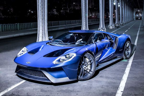 Ford GT Uber 500000 Euro