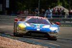 Ford GT LMGTE Pro Le Mans 2016 Race Car Rennwagen 24 Stunden Rennen 24 heures 24h Langstreckenrennen Supersportwagen Performance Vehicle 3.5 EcoBoost V6 Biturbo Doppelturbo Twinturbo Carbon Ford Chip Ganassi Racing Front