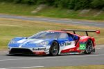 Ford GT LMGTE Pro Le Mans 2016 Race Car Rennwagen 24 Stunden Rennen 24 heures 24h Langstreckenrennen Supersportwagen Performance Vehicle 3.5 EcoBoost V6 Biturbo Doppelturbo Twinturbo Carbon Chip Ganassi Racing with Felix Sabates CGRFS Front Seite