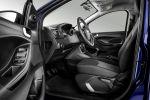 Ford Ka+ Cool & Sound 2017 Ti-VCT-Benziner Vierzylinder Kleinwagen Platz Raum Ford SYNC MyKey Smartphone Konnektivität Ausstattung Interieur Innenraum Cockpit Sitze