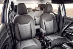 Ford Ka+ Cool & Sound 2017 Ti-VCT-Benziner Vierzylinder Kleinwagen Platz Raum Ford SYNC MyKey Smartphone Konnektivität Ausstattung Interieur Innenraum Vordersitze
