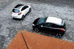 Ford Ka Black White Edition Titanium Kleinstwagen Stadtflitzer City-Flitzer 1.2 Vierzylinder Benziner Front Seite Heck
