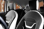Ford Ka Black White Edition Titanium Kleinstwagen Stadtflitzer City-Flitzer 1.2 Vierzylinder Benziner Interieur Innenraum Cockpit Sitze