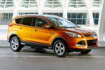Ford Kuga 2015 Kompakt SUV Sport Utility Vehicle Crossover 2.0 TDCi Turbo Diesel 1.5 EcoBoost Benziner AWD Allrad Front Seite