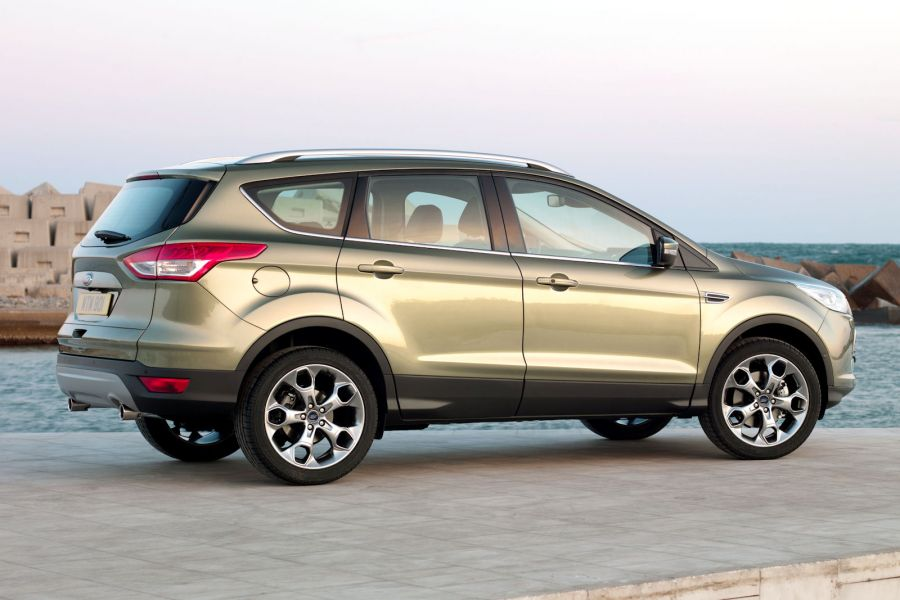 ford kuga 2013 wachstumsschub f r die 2 generation speed heads. Black Bedroom Furniture Sets. Home Design Ideas