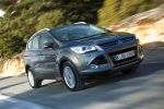 Ford Kuga 2016 Kompakt SUV Sport Utility Vehicle Crossover TDCi Turbo Diesel EcoBoost Benziner AWD Allrad Ford SYNC 2 Smartphone Front Seite