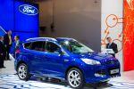Ford Kuga IAA Frankfurt 2015 Front Seite Kompakt SUV