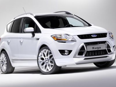 Ford on Ford Kuga Individual  Neue Turbo Power Mit Sportlichem Styling   Ford