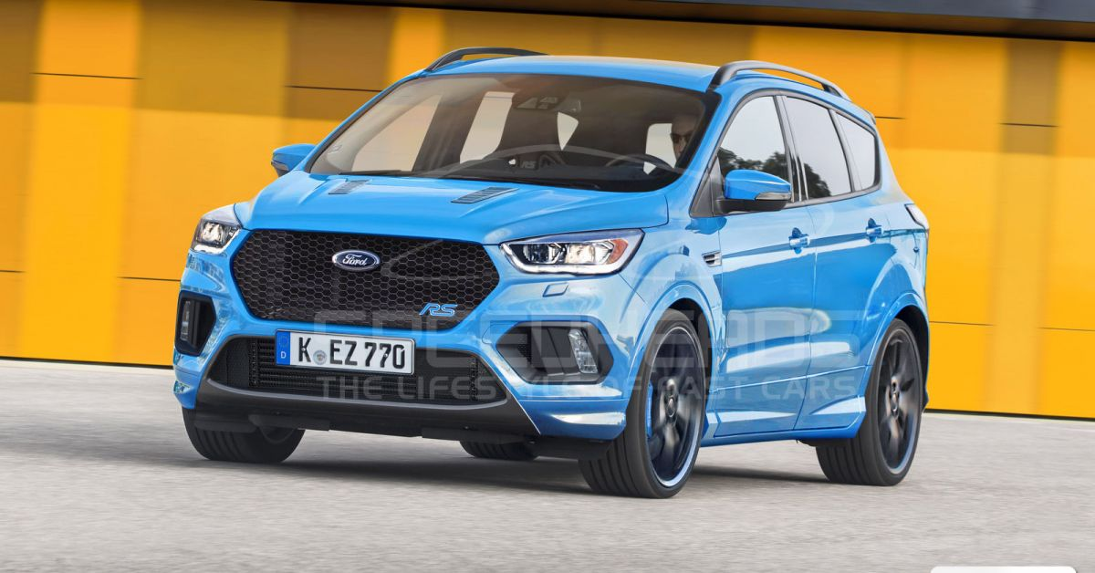 ford kuga rs ein richtig starker performance suv speed. Black Bedroom Furniture Sets. Home Design Ideas